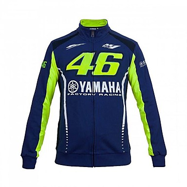 46 MOTO GP Jacket Motorcycle Racing Clothing Sweater YAMAHA Cycling Clothing Sweater Motorcycle Casual Motorcycle Jacket