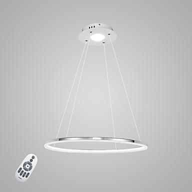 Lightinthebox Modern / Zeitgenössisch Pendelleuchten Moonlight - LED, 110-120V 220-240V, Wärm Weiß Weiß Dimmbar mit Fernbedienung,