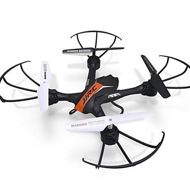 RC Drohne JJRC H33 Orange 4 Kan?le 6 Achsen 2.4G Ferngesteuerter Quadrocopter LED-Lampen / Ein Schlüssel Für Die Rückkehr / 360-Grad-Flip