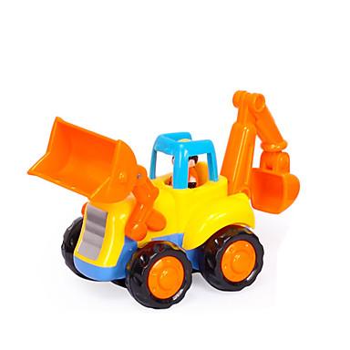 HUILE TOYS Brinquedos Buldôzeres Brinquedos Tamanho Grande Plásticos Peças Crianças Dom