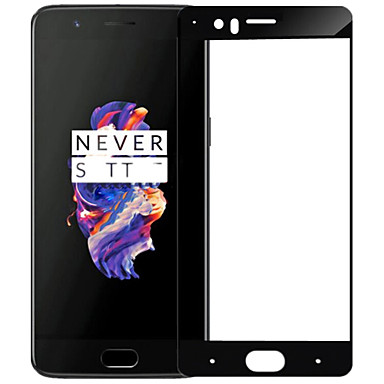 Screen Protector OnePlus for One Plus 5 Tempered Glass 1 pc Full Body Screen Protector Scratch Proof Explosion Proof 9H Hardness High