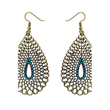 Women's Drop Earrings Personalized Luxury Geometric Unique Design Dangling Style Classic Tassel Vintage Bohemian Basic Friendship Punk