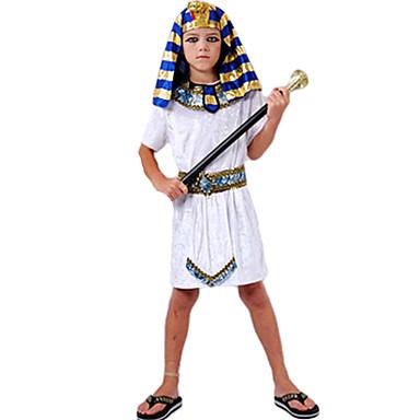 Cosplay Kostumer Maskerade Party-kostyme Eventyr Romerske Kostymer Egyptiske Kostymer Cosplay Festival/høytid Halloween-kostymer Andre