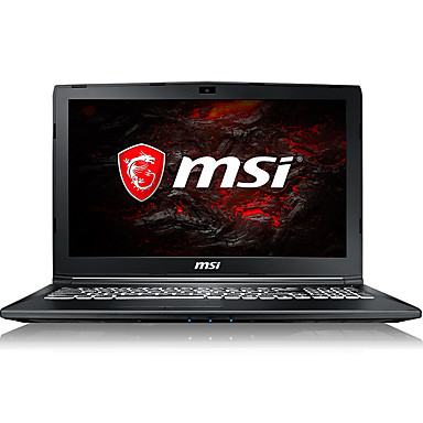 MSI Notebook caderno GL72M 7REX-817CN 17.3 polegadas LED Intel i7 i7-7700HQ 8GB DDR4 128GB SSD 1TB GTX1050Ti 4GB Windows 10