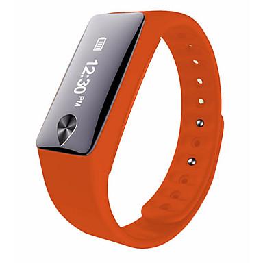 Pulseira inteligente M3 for iOS / Android Tela de toque / Monitor de Batimento Cardíaco / Impermeável Monitor de Atividade / Monitor de Sono / Relogio Despertador / Calorias Queimadas / Pedômetros