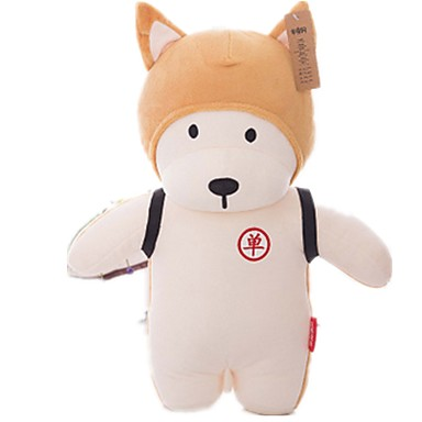 Stuffed Toys Doll Pillow Toys Dog Sponge Unisex Pieces