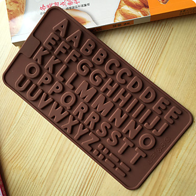 Cake Molds Novelty Rectangle Cooking Utensils Bread Chocolate Cake For Cupcake Silica Gel Baking Tool High Quality Novelty