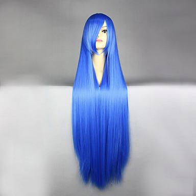 Cosplay Wigs Cosplay Cosplay Anime Cosplay Wigs 100cm CM Heat Resistant Fiber Men's Women's