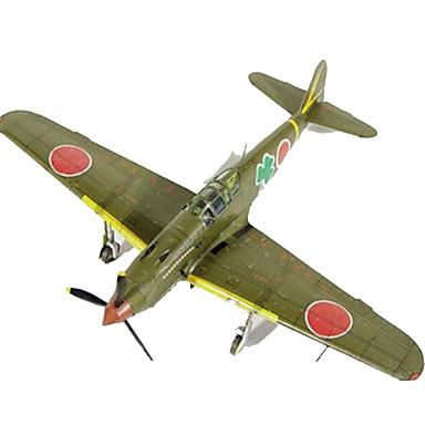 3D építőjátékok Papírmodell Modeli i makete Repülőgép Harcos DIY Kartonpapír Klasszikus Gyermek Uniszex Ajándék