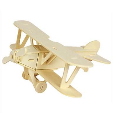 3D-puslespill Puslespill Tremodeller Luftkraft Dyr GDS Tre Naturlig Tre Barne Voksne Unisex Gave