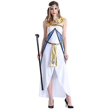Fairytale Goddess Roman Costumes Cosplay Cosplay Costumes Party Costume Women's Halloween Carnival Festival/Holiday Halloween Costumes