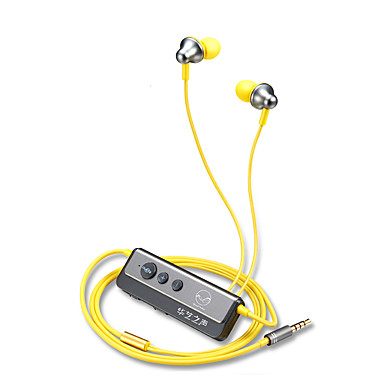 Huayi ääni K47 ääni kuulokkeet ja mikrofoni 7 erilaista vaikutuksia äänen reaaliaikaisen seurannan korva paluu