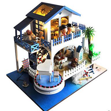 Modeli i makete DIY Ház Műanyagok Klasszikus Darabok Uniszex Ajándék