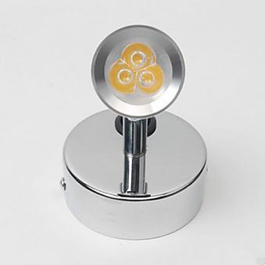 LED Luminárias de parede Para Metal Luz de parede 85-265V 1W