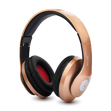 soyto BT-kdk56 Sem Fio Fones Plástico Celular Fone de ouvido Com controle de volume Com Microfone Isolamento de ruído Fone de ouvido