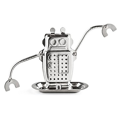 Stainless Steel Manual 1pc Tea Strainer / Gift / Daily