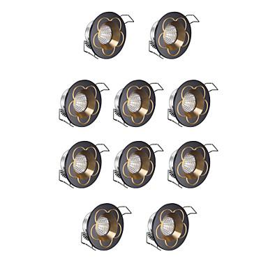 3W LED Mulighet for demping Led-Nedlys Kjølig hvit 220V