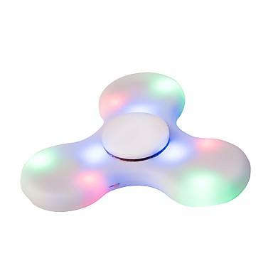 Fidget spinner -stressilelu hand Spinner Hyrrä Lelut Lelut Bluetooth Lievittää ADD, ADHD, ahdistuneisuus, Autism Stressiä ja ahdistusta