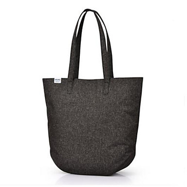 Women Bags All Seasons Linen Shoulder Bag with for Casual Outdoor White Black Almond