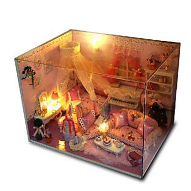 CUTE ROOM Modeli i makete DIY Ház Műanyagok Klasszikus Darabok Uniszex Ajándék