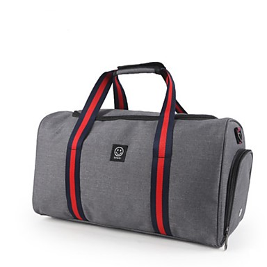 Unisex Bags Oxford Cloth Travel Bag for Casual Outdoor All Seasons Blue Black Gray