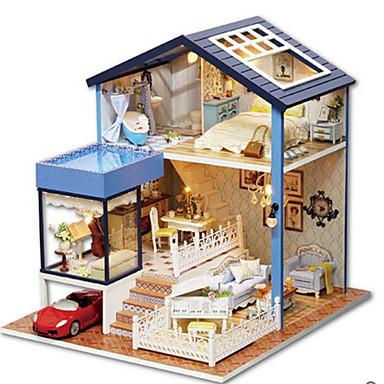 CUTE ROOM Modellsett GDS Hus Plastikker Klassisk Deler Unisex Gave