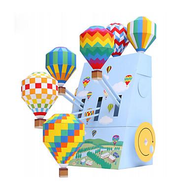 3D-puslespill Baller Papirmodell Ballonger Papirkunst Modellsett GDS Oppblåsbar Fest Klassisk Unisex Gave