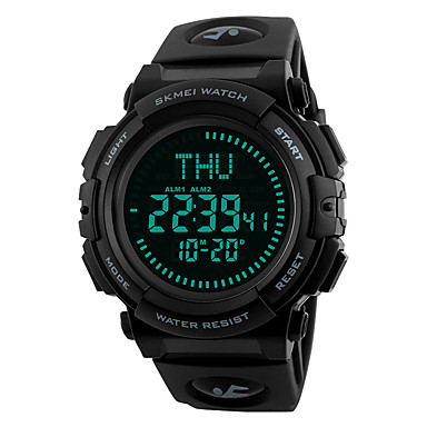 Smartwatch YYSKMEI11290 for Long Standby / Water Resistant / Water Proof / Compass / Multifunction / Sports Stopwatch / Alarm Clock / Chronograph / Calendar