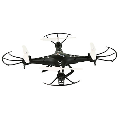 RC Drone SJ  R/C X300-1CW 4 Channel 2.4G With HD Camera 0.5MP RC Quadcopter FPV One Key To Auto-Return With Camera RC Quadcopter Remote
