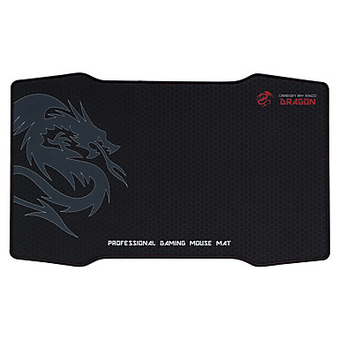 Exco msp015xl musta pelaamista hiirimatto kumi kangas 50cm * 30cm * 0,5 cm