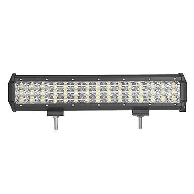 135w-row 13500lm led light bar inundação spot combo lâmpada offroad suv atv 4x4 4wd driving baot lamps ip68