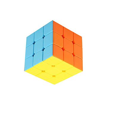 Rubik's Cube 3*3*3 Cubo Macio de Velocidade Cubos mágicos Cubo Mágico Concorrência Clássico Quadrada Dom Fun & Whimsical