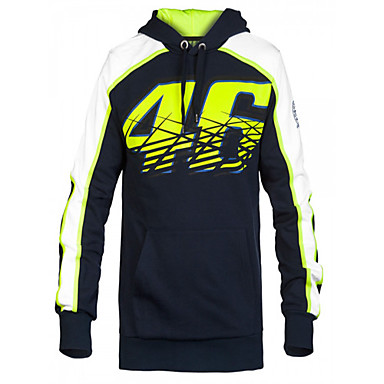 VR46 motorcycle racing clothes sweater locomotive leisure knight jacket