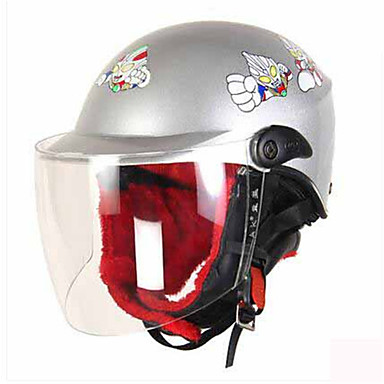Half Helmet Form Fit Compact Breathable Best Quality Sports ABS Motorcycle Helmets