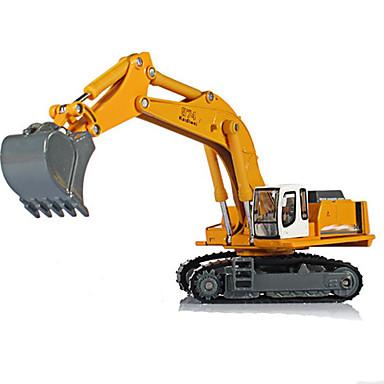 KDW Motocicletas / Veiculo de Construção / Escavadeiras Caminhões & Veículos de Construção Civil / Carros de Brinquedo Ferro Unisexo Crianças Brinquedos Dom
