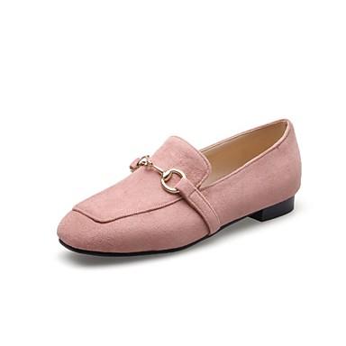 Damen Loafers & Slip-Ons Komfort Ballerina Mary Jane Gladiator Schuhe für das Blumenmädchen Leuchtende Sohlen formale Schuhe