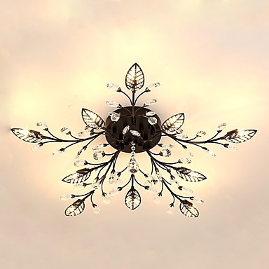 Divatos és modern Mennyezeti lámpa Háttérfény - Az izzó tartozék, 110-120 V 220-240 V Az izzó tartozék