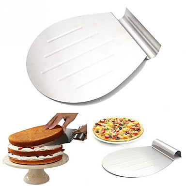 Bakeware tools Stainless Steel + A Grade ABS / Stainless Steel / Stainless Steel / Iron Nonstick / Baking Tool / Non-Stick For Bread / For Cake / For Cookie Cake Molds 1pc