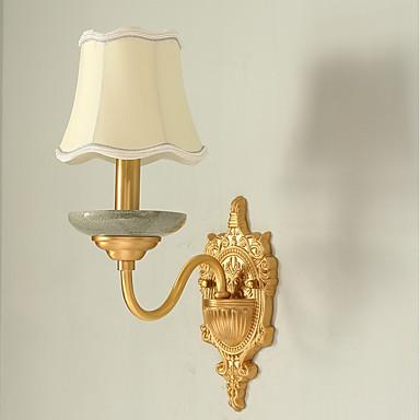 Tiffany / Egyszerű / Hagyományos / Klasszikus Fali lámpák Fém falikar 110-120 V / 220-240 V / E12 / E14