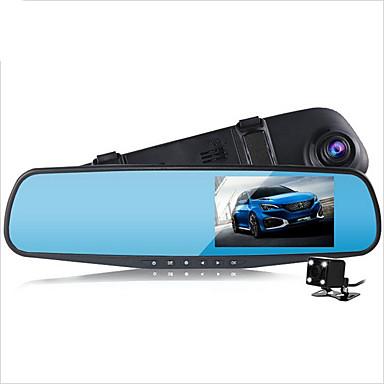 D790s 1080p / Full HD 1920 x 1080 Auto dvr 140 Grad Weiter Winkel 4.3 Zoll Autokamera mit G-Sensor / Parkmodus / Bewegungsmelder / Foto