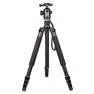Aluminium alloy 43 mm 3 sections Universal Tripod