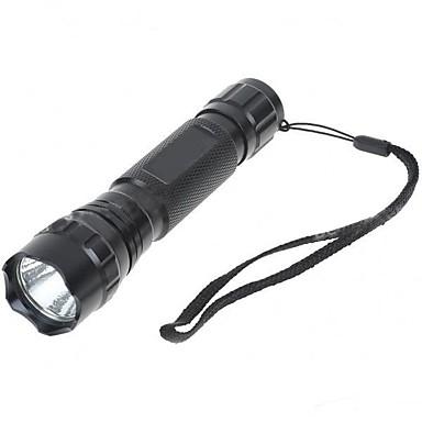 LED zseblámpák LED 480lm 5 világítás mód Kempingezés / Túrázás / Barlangászat / Mindennapokra / Kerékpározás