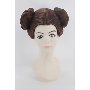Synthetic Wig / Cosplay & Costume Wigs Synthetic Hair Black Wig Women's Short