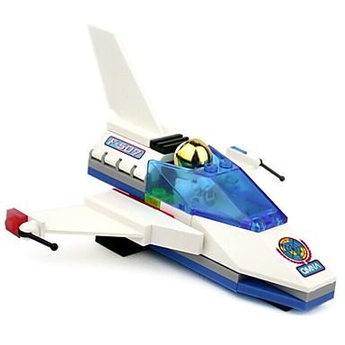ENLIGHTEN Bausteine Flugzeug Schiff Fun & Whimsical Spielzeuge Geschenk