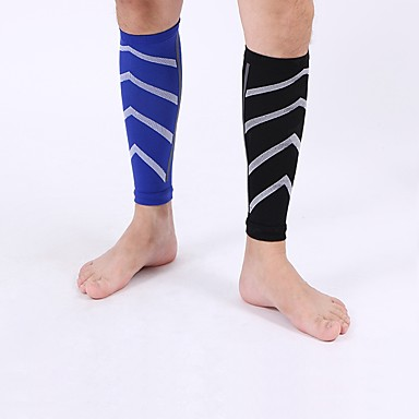 Leg Warmer for Exercise & Fitness Running Outdoor Adults' Breathable Training Sport Tactel 1 Pair