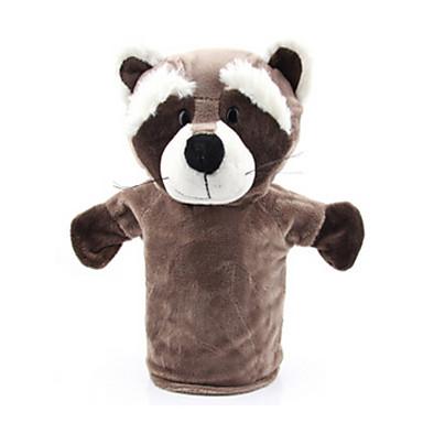 Ujjbáb Kacsa Ló Oroszlán Juh Zebra Majom Medve Állatok Szeretetreméltő Pamut anyag Felnőttek Ajándék