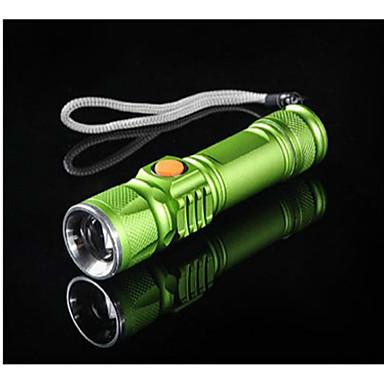 LED Taschenlampen LED Lumen Manuell Modus Batterien nicht im Lieferumfang enthalten Ministil Mini für Radsport