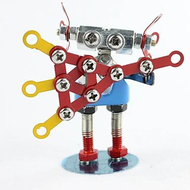 3D építőjátékok Fém építőjátékok Gitár DIY Fémes Gyermek Fiú Ajándék
