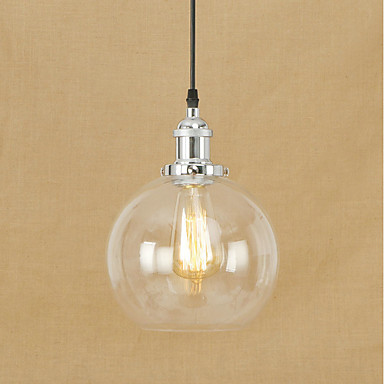 Pendant Light Ambient Light - Mini Style / Bulb Included / Eye Protection, 110-120V / 220-240V Bulb Included