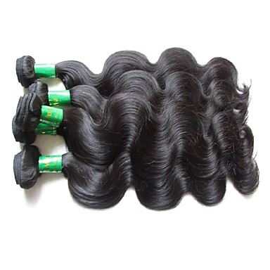 Remy Human Hair Body Wave Indian Hair 600 g More Than One Year